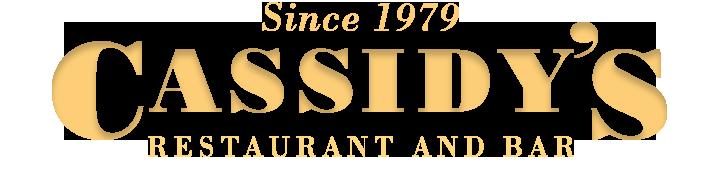Cassidy's Restaurant Portland logo